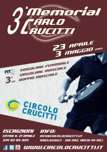 3 Memorial Carlo Crucitti 2015