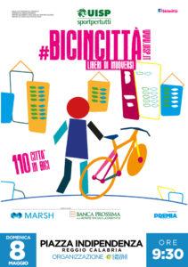 Manifesto Bicincittà - Reggio Calabria